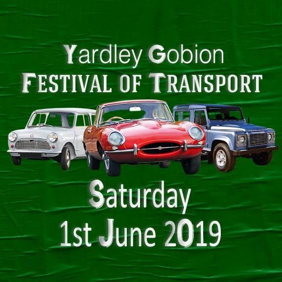 Yardley Gobion Festival Of Transport 2019
